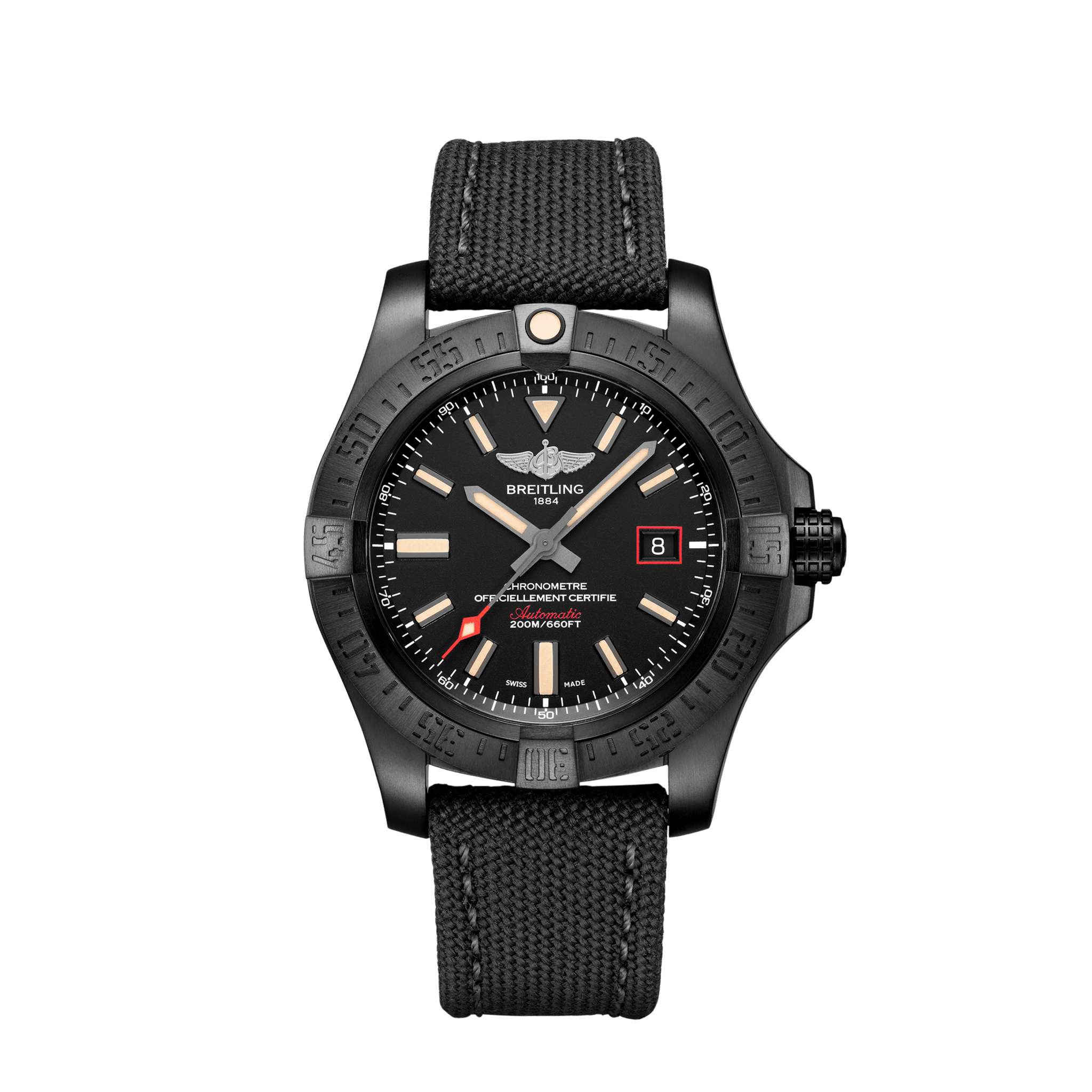 AVENGER, AVIATION WATCHES