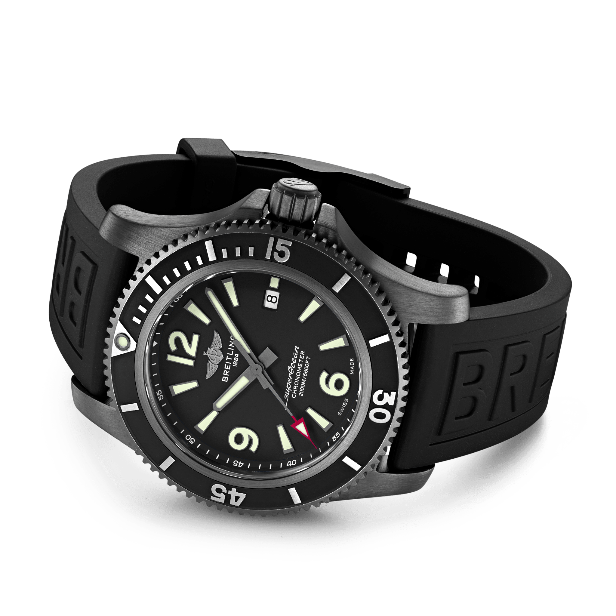 SUPEROCEAN HERITAGE, SPORTS WATCHES