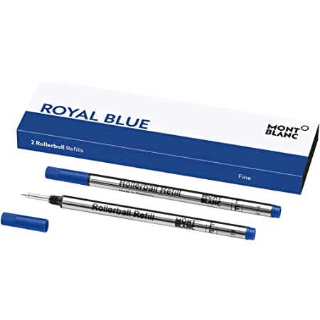 Montblanc Refill`s F, Rollerball Refills