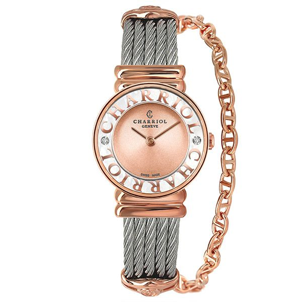 St-Tropez, Charriol Watches